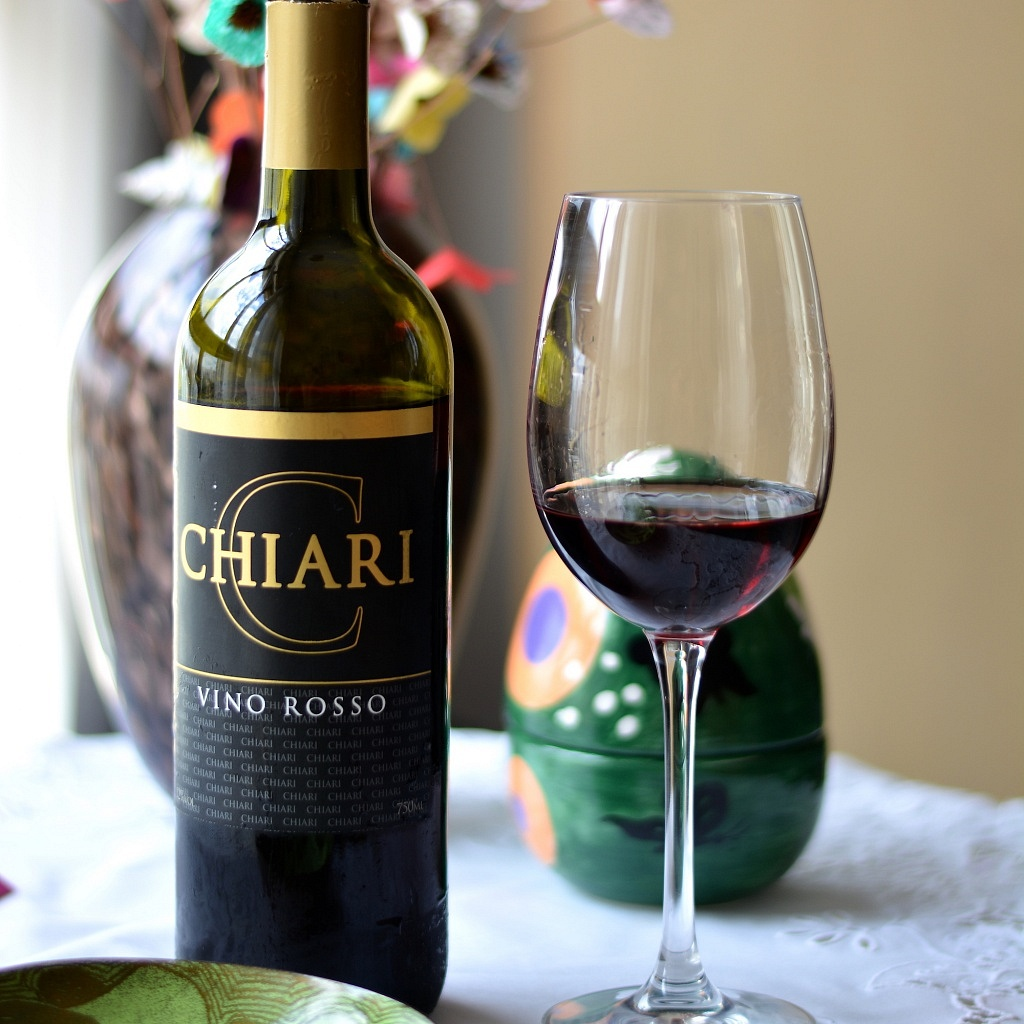 Chiari Vino Rosso - Viva o Vinho
