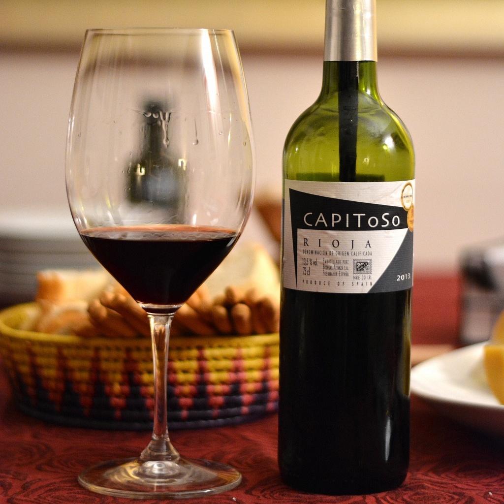 Lealtanza Capitoso Tempranillo DOC Rioja 2013 - VivaoVInho.Shop