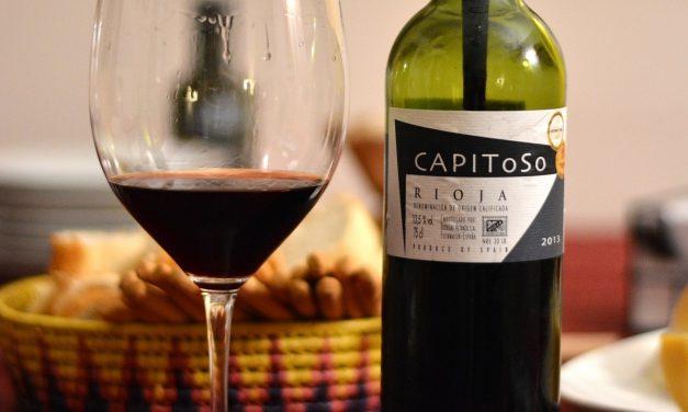 Lealtanza Capitoso Tempranillo DOC Rioja 2013: Review
