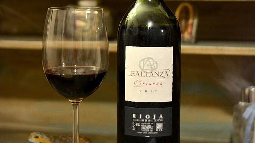 Lealtanza Crianza 2012 - Viva o Vinho