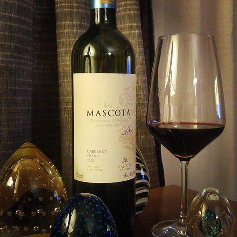 La Mascota Cabernet Franc, Viva o Vinho