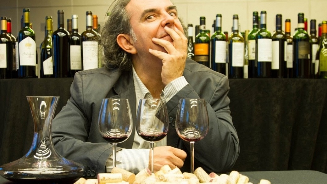 Luis Gutiérrez, da revista The Wine Advocate, virá à Expovinis Brasil 2017