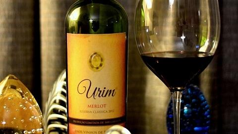 Urim Merlot Reserva 2012 - Viva o Vinho