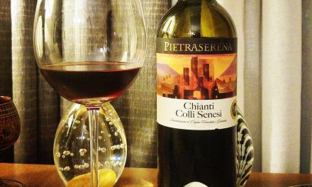 Pietraserena Chianti Colli Senesi 2014: Review