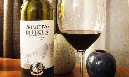 Primitivo di Puglia IGT Le Madie 2015: Review