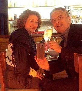 Curtindo o Momento - Aniversário da Renata 09/06/2017 - Restaurante Lilló - Viva o Vinho