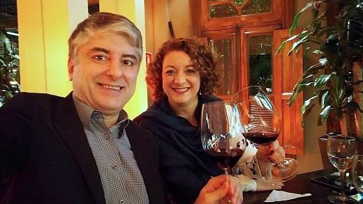 Aniversário da Renata - 09/06/2017 - Restaurante Lilló - Viva o Vinho