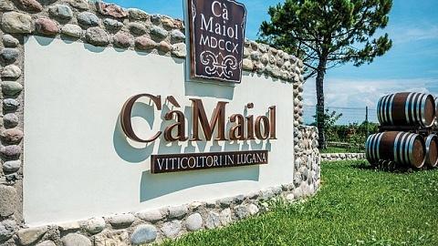 Vinícola Cà Maiol, Lugana, Itália