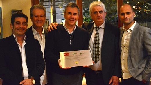 L'Aretuseo, Arrigoni & Percussi - Embaixada Enogastronômica Italiana da Liguria na Vinheria Percussi - Viva o Vinho