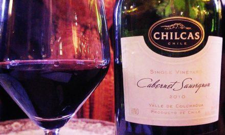 Chilcas Single Vineyard Cabernet Sauvignon 2010: Review