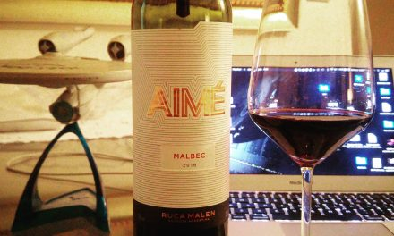 Aimé Malbec 2016: Review