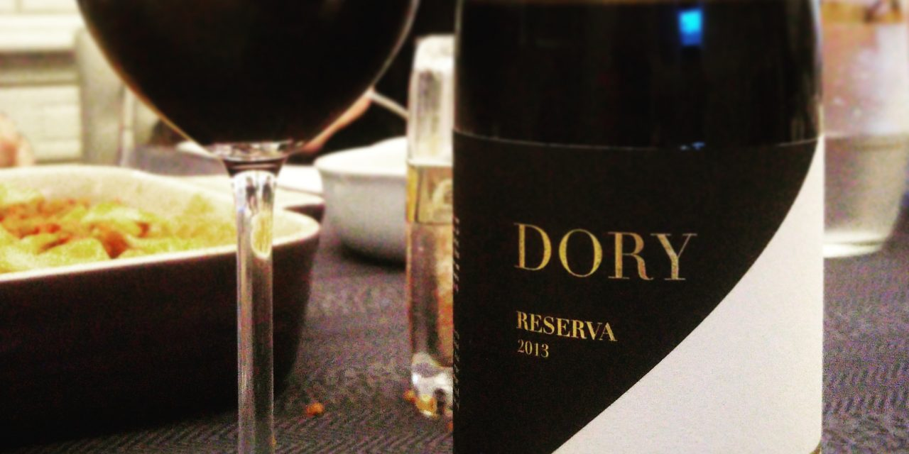 Dory Reserva 2013: Review