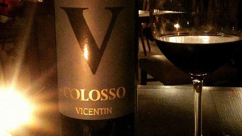 Colosso Vincentin 2012 - Viva o Vinho