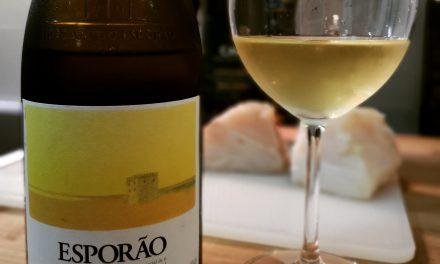 Esporão Reserva Branco 2015: Review
