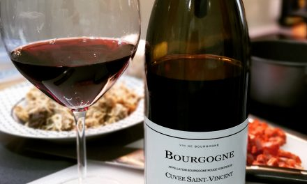 Cuvee Saint-Vincent 2015 Vincent Girardin Bourgogne: Review