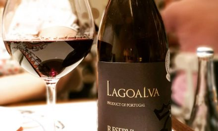 Lagoalva Reserva 2015: Review
