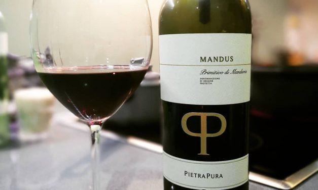 Mandus Primitivo di Manduria 2016: Review