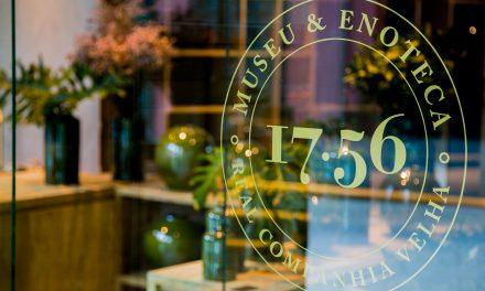 17•56 Museu & Enoteca: Real Companhia Velha abre novo centro de visitas no Cais de Gaia