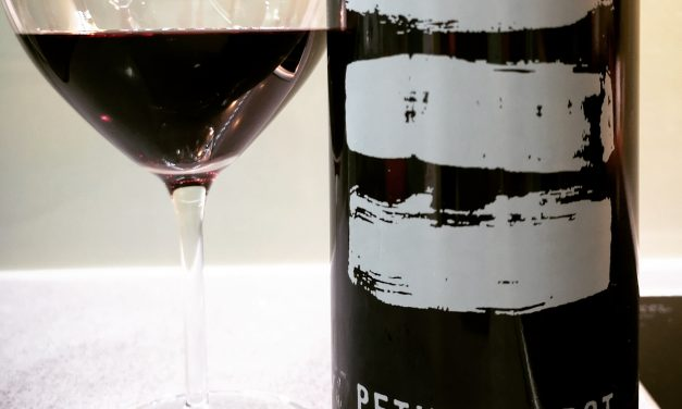 Herdade do Arrepiado Velho Petit Verdot Unoaked 2015: Review