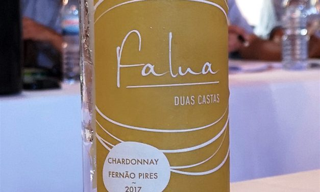 Falua 2 Castas Branco 2017: Review