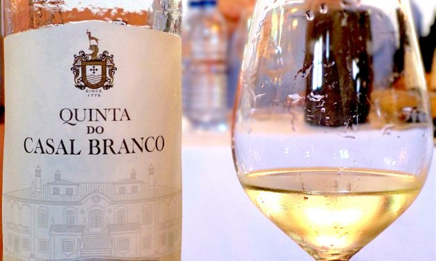 Quinta do Casal Branco 2017: Review