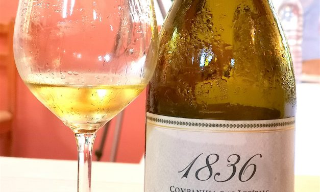 1836 Grande Reserva Branco 2015: Review