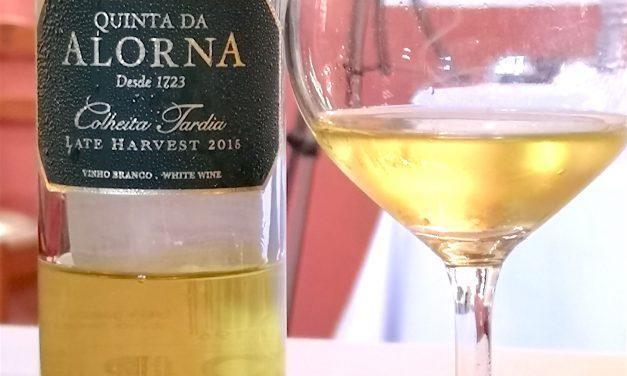 Quinta da Alorna Colheita Tardia 2015: Review