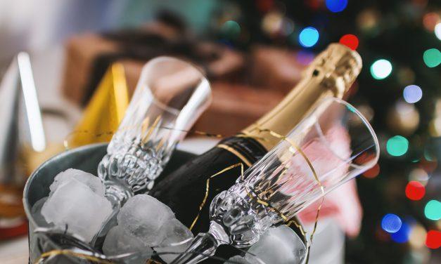 Por que se bebe espumante nas festas