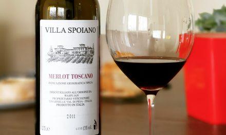 Villa Spoiano Merlot Toscano 2011