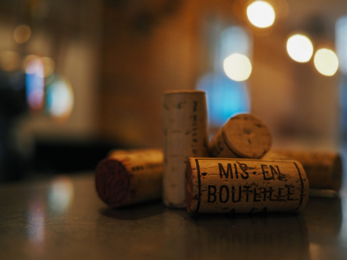 Vinho com rolha - Viva o Vinho