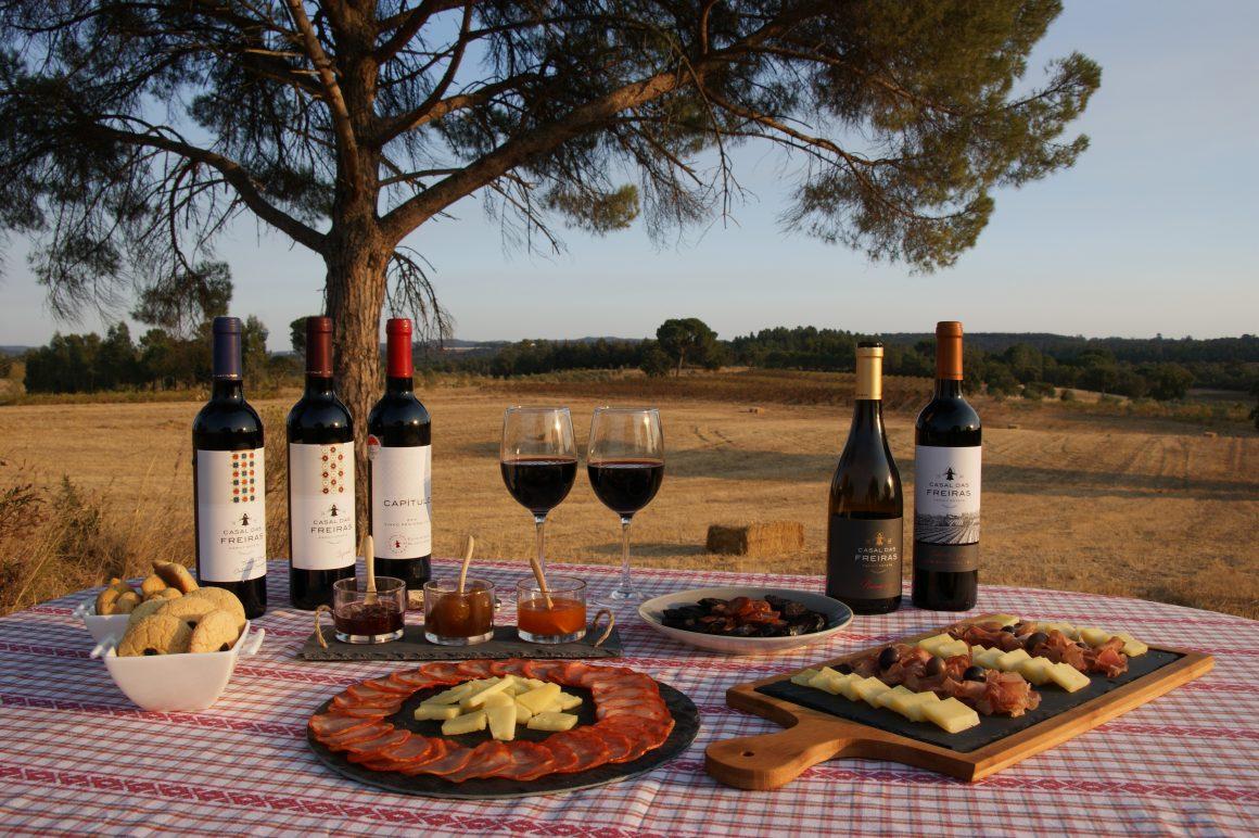 Casal das Freiras - Viva o Vinho