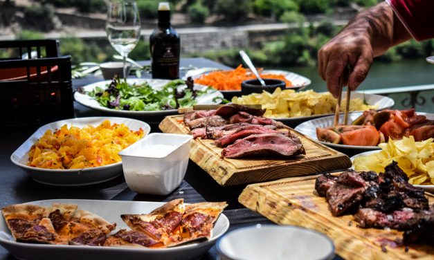 Tim's Terrace: Quinta de La Rosa abre novo espaço gastronômico