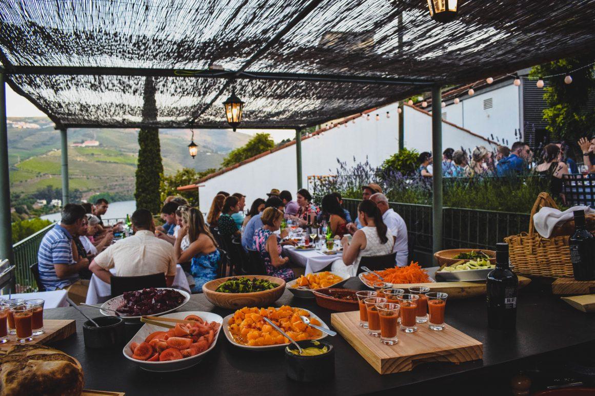 Quinta de La Rosa - Tim's Terrace - Viva o Vinho