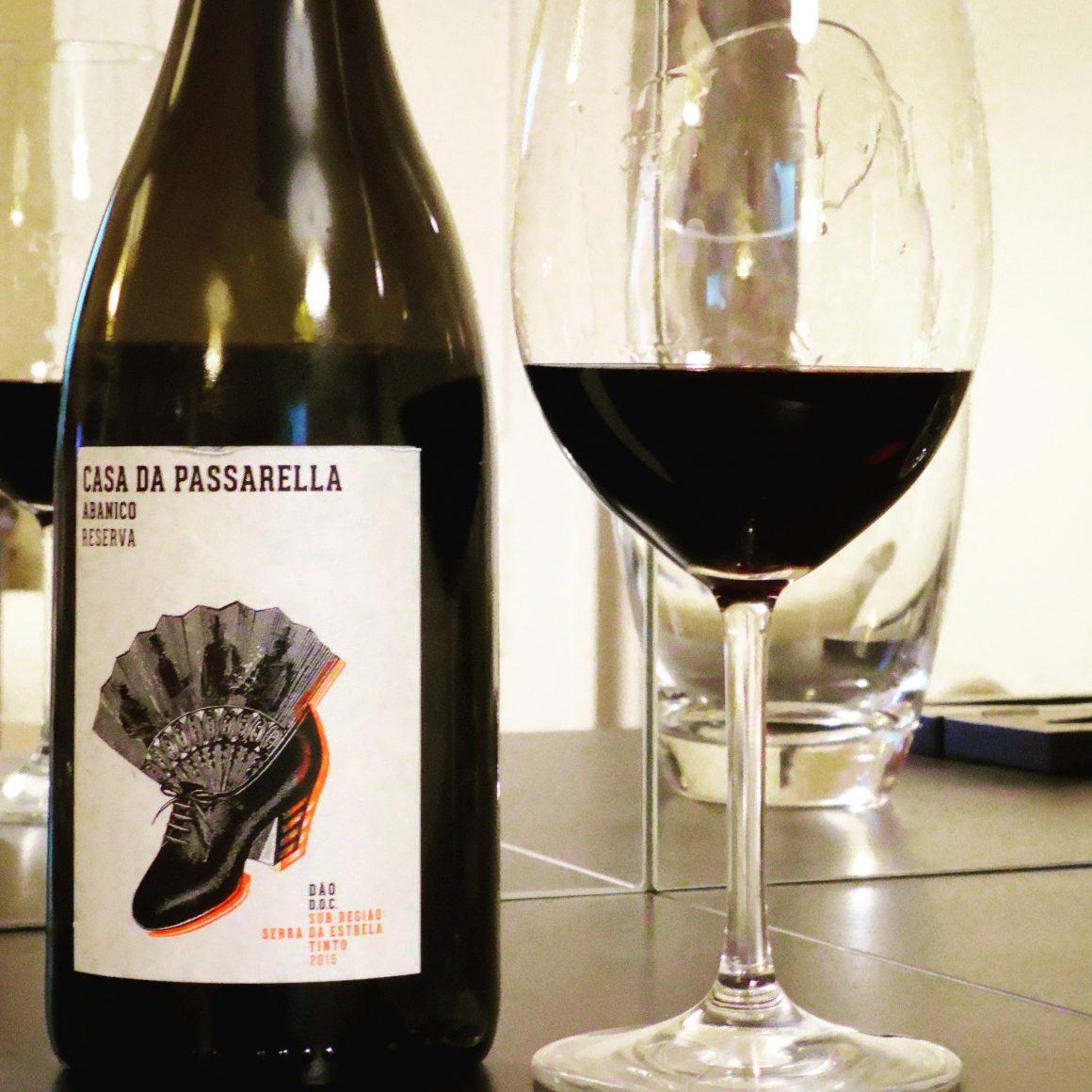 Casa da Passarella Abanico Reserva 2015 - Viva o Vinho