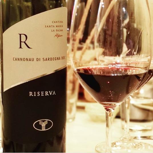 Cannonau Di Sardegna DOC Riserva - Viva o Vinho