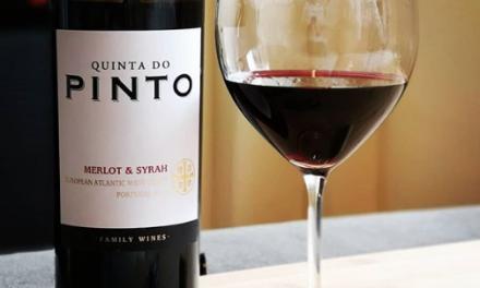 Quinta do Pinto Merlot & Syrah 2015