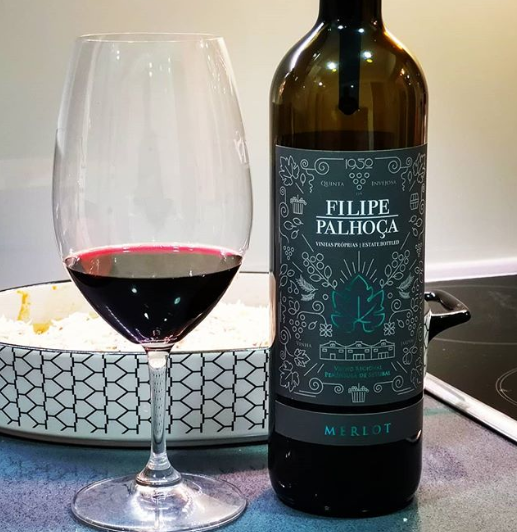 Filipe Palhoça Merlot 2016 - Viva o Vinho