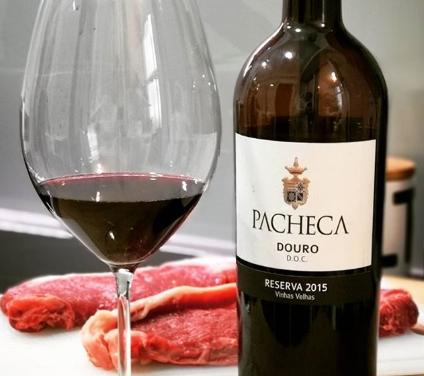 Pacheca Reserva 2015