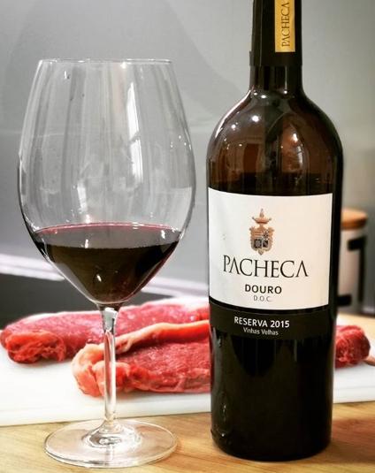 Pacheca Reserva 2015 - Viva o Vinho