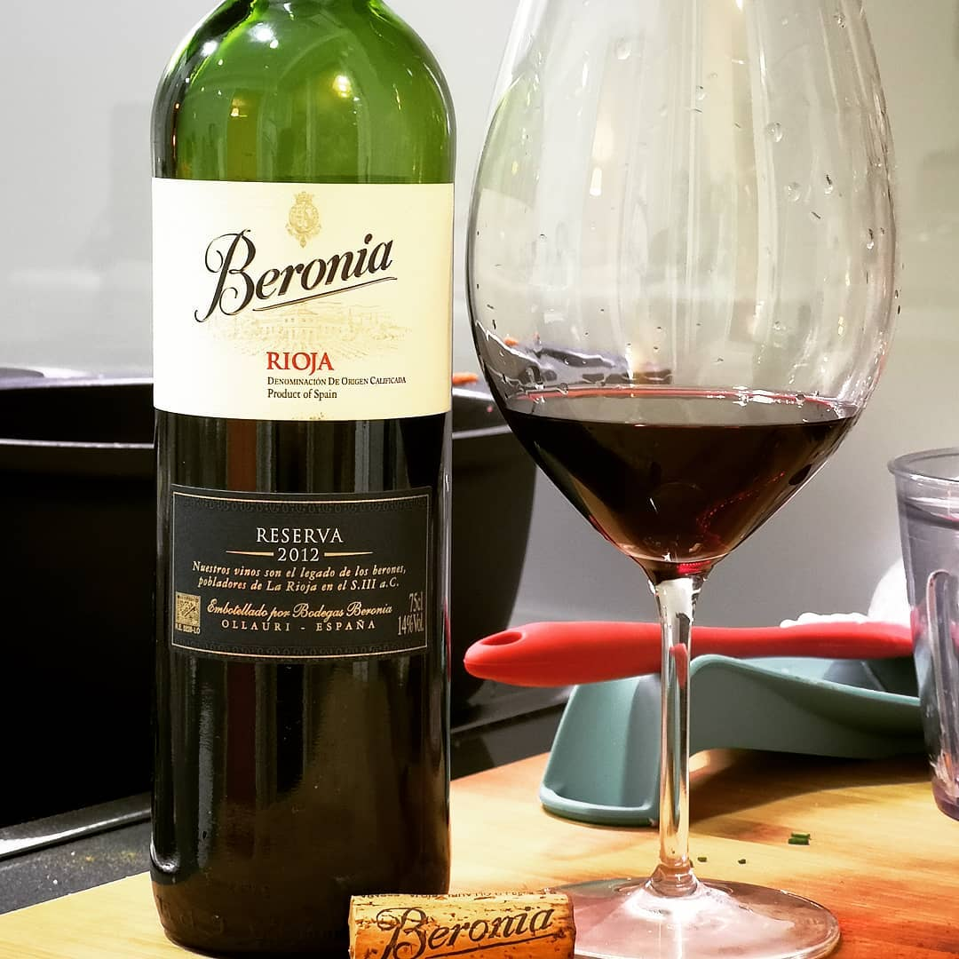Beronia Reserva 2012 - Viva o Vinho