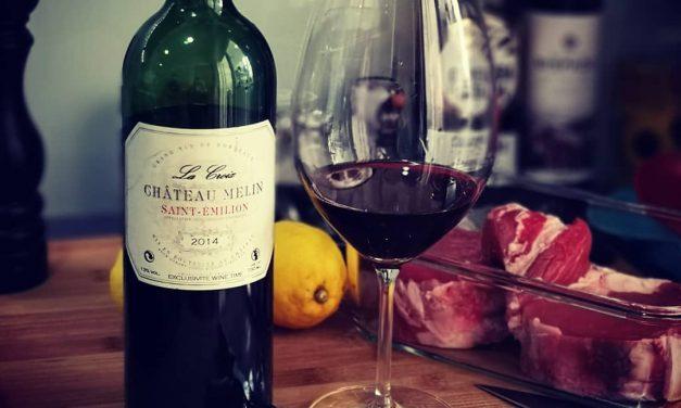 Château La Croix Melin 2014 Gran Vin de Bordeaux
