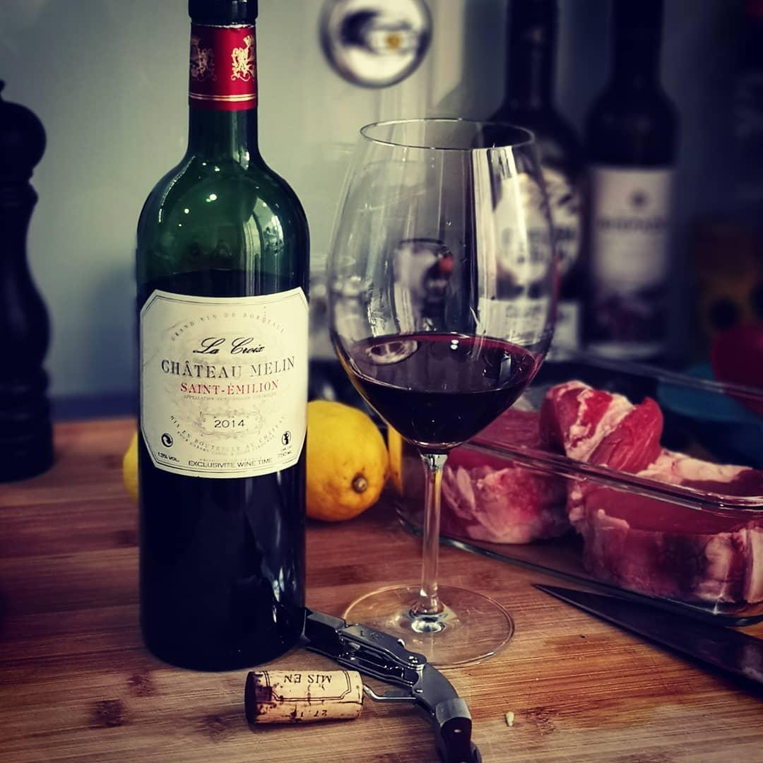 Château La Croix Melin 2014 Gran Vin de Bordeaux - Viva o Vinho