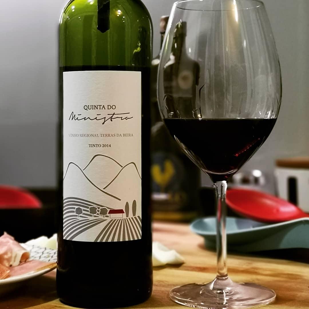 Quinta do Ministro Tinto 2014 - Viva o Vinho