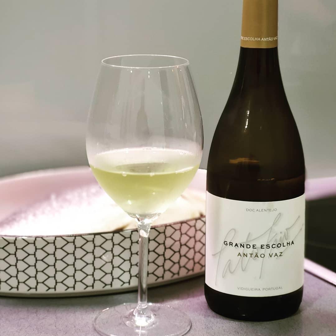 Pato Frio Grande Escolha Antão Vaz - Viva o Vinho