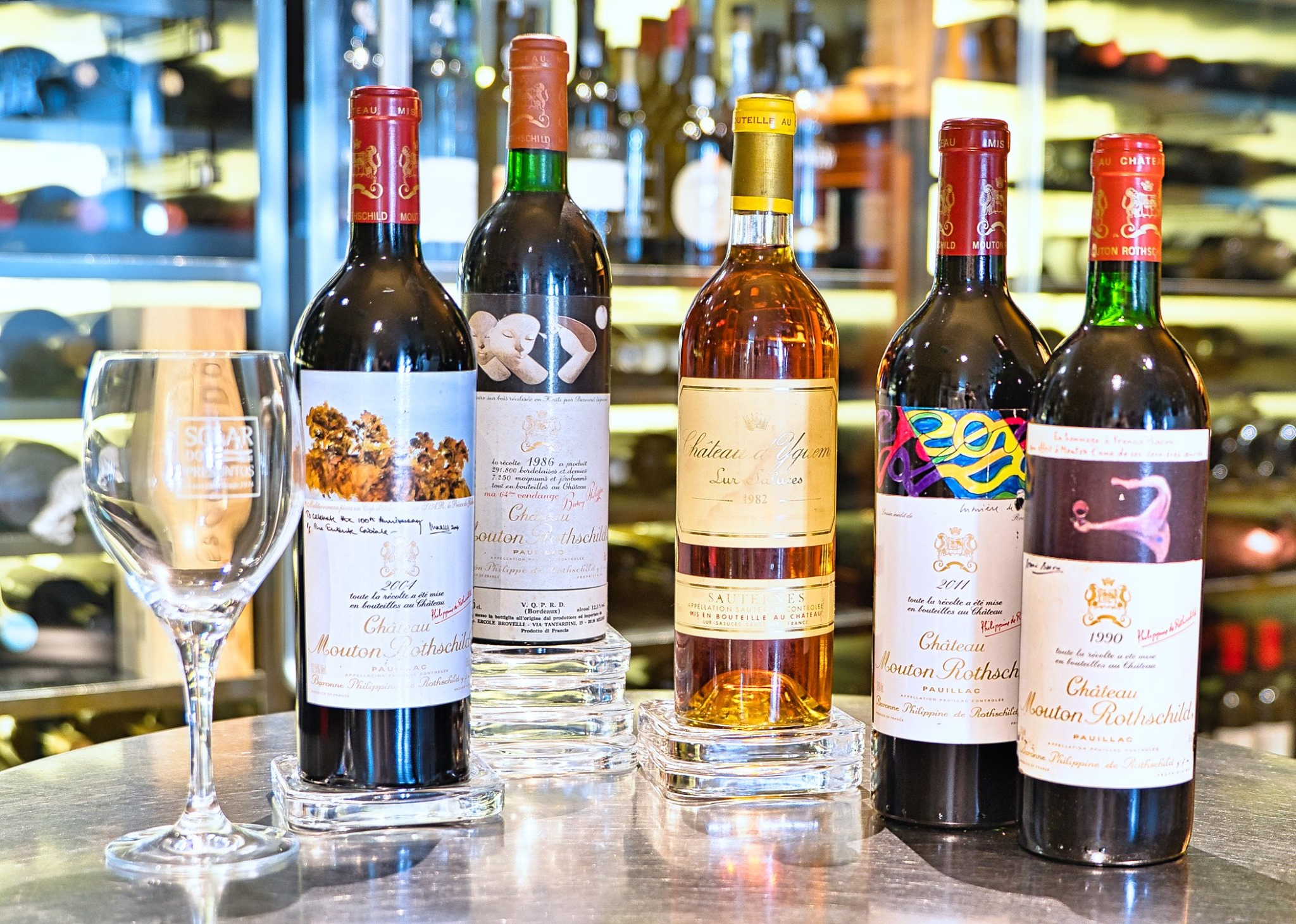 Jantar Vínico - Viva o Vinho