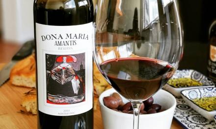 Dona Maria Amantis Reserva 2014