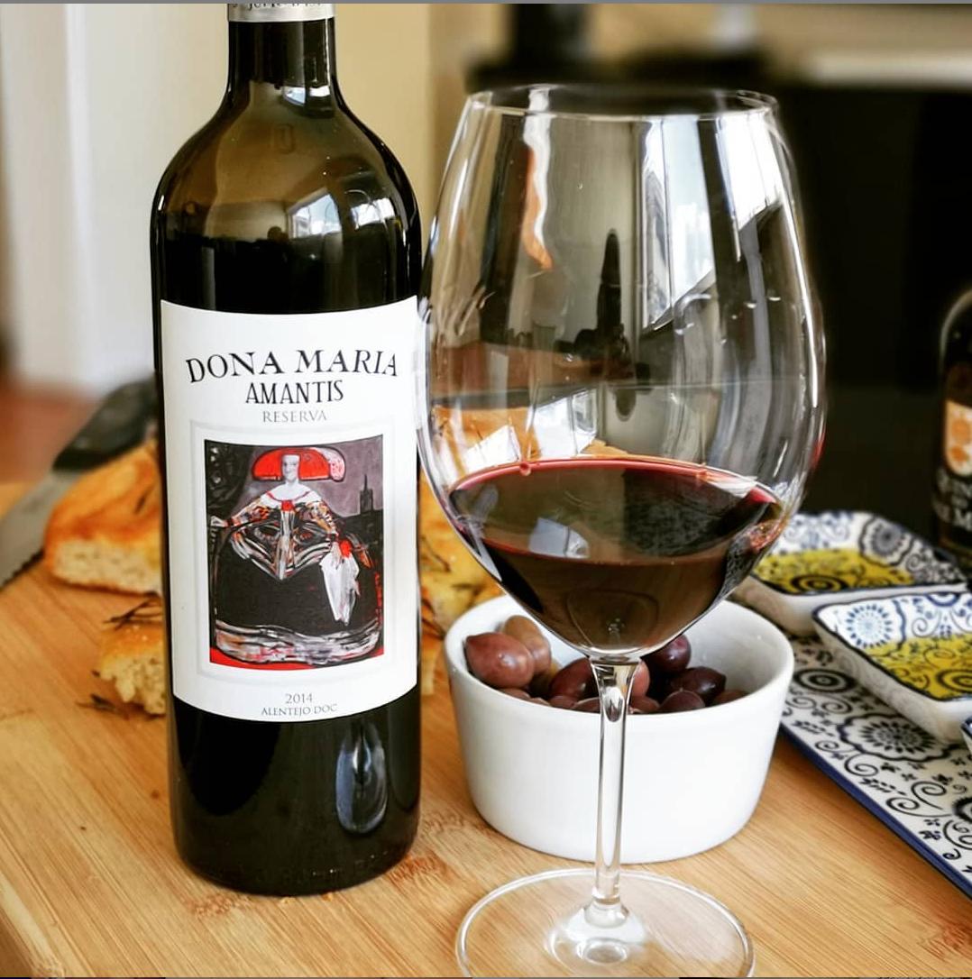 Dona Maria Amantis Reserva 2014 - Viva o Vinho