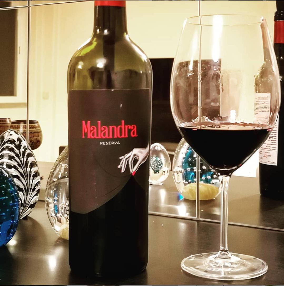 Malandra Reserva 2016 - Viva o Vinho