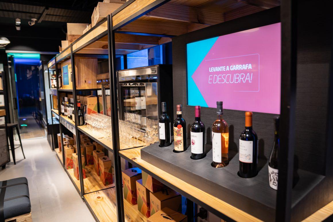 Loja Wine Belo Horizonte - Viva o Vinho