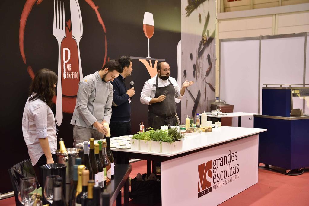 Grandes Escolhas Vinho e Sabores 27 Outubro 2018 - Viva o Vinho